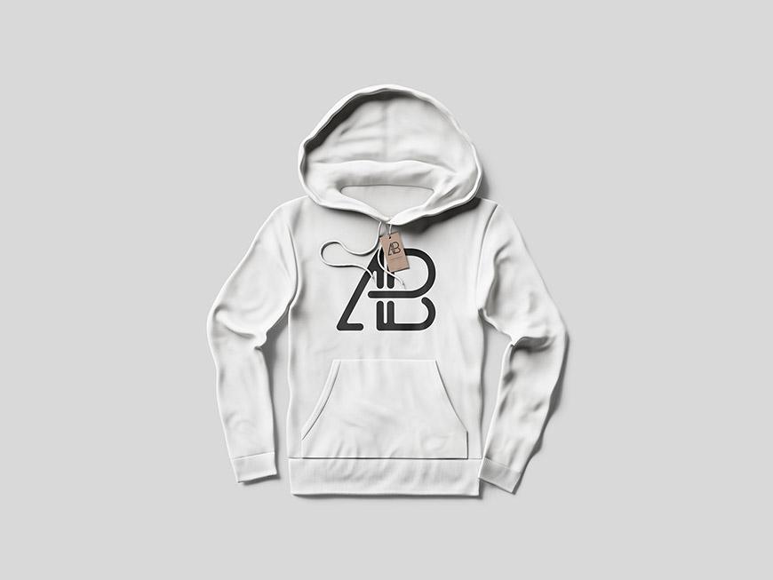 hoodie free psd mockup